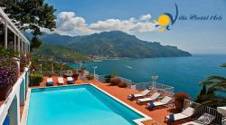 Luxury Villa to rent  in Castiglione di Ravello, for holiday on  Amalfi Coast - 4 Bedrooms - Sleeps 8 - Sea View, Terrace and Private Pool