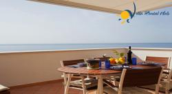 Holiday apartment on the amalfi coast - 3 Bedrooms - Sleeps 5 - terrace and se aview