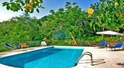 Holiday apartment  in S.Francesco / Massa Lubrense  - 2 Bedrooms - Sleeps 6 - Sea View, Terrace and Balcony, Shared pool