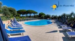 Holiday apartment in Monticchio / Massa Lubrense  - 1 Bedroom - Sleeps 2 + 2 - Garden View, Terrace and shared pool