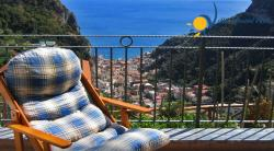Vacation Apartment to rent in Pontone, Amalfi Coast - 1 Bedroom - Sleeps 3 - Sea View, Terrace. Ideally for Hiking