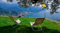 Holiday Villa to rent in Ravello - 5 Bedrooms - Sleeps 10 - Sea View, Terrace and Garden